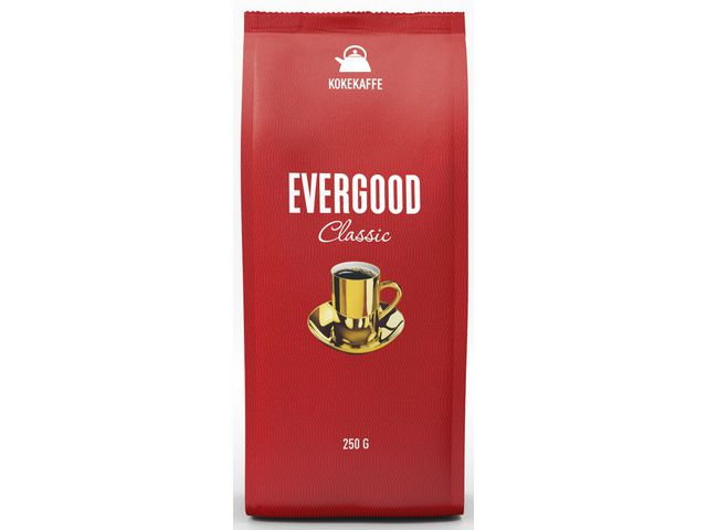 EVERGOOD KOKM. 12x 250 GR