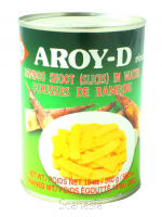 BAMBUS SHOT Aroy D (Slices) 24x540g