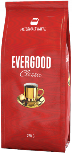 EVERGOOD FILTER 6x 250 GR