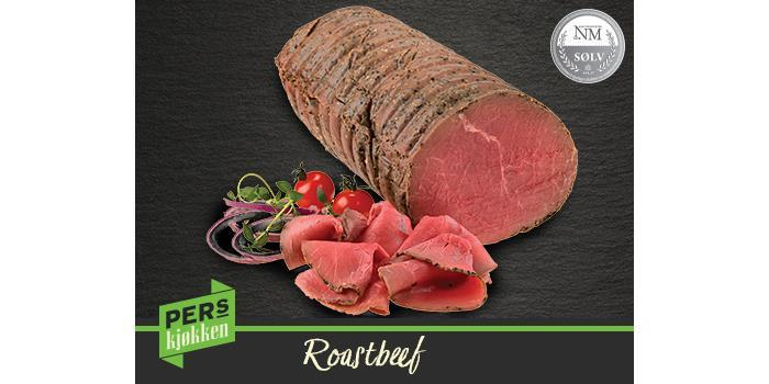 ROASTBEEF MARINERT 15X200G