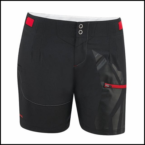 LADIES  PULSE BOARDSHORTS F/L 6