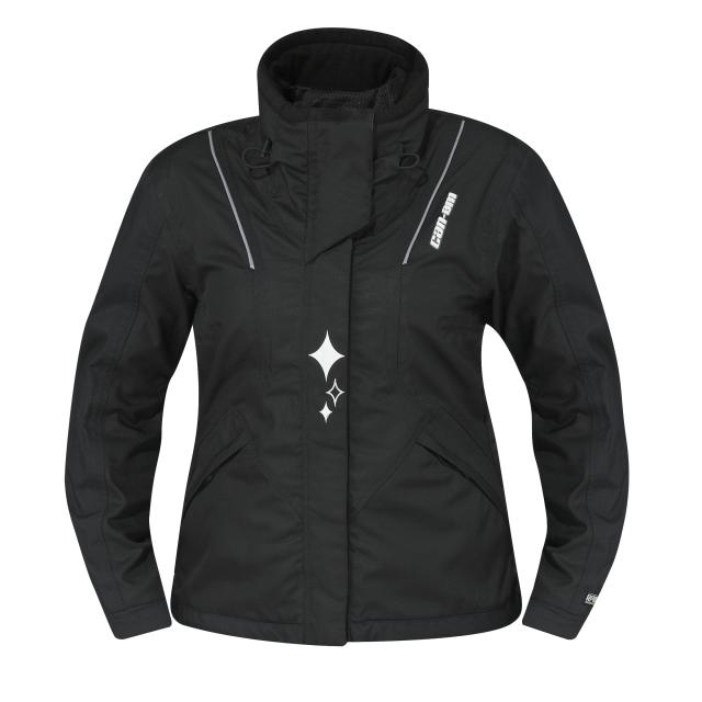 LADIES  RIDING JACKET F/L P/S