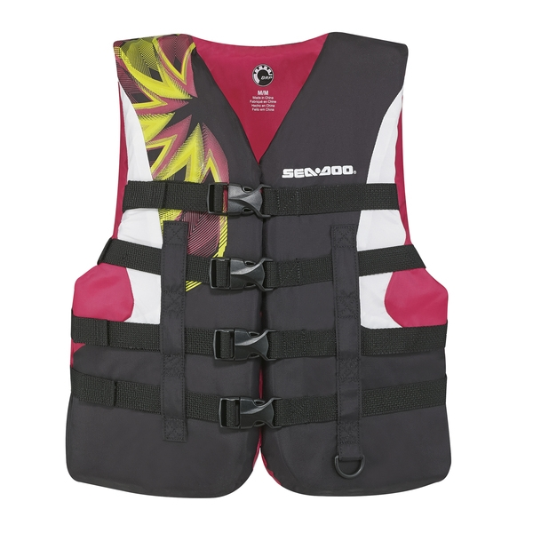 LADIES  MOTION PFD (EU) F/L G/L