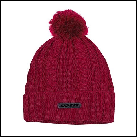 KNITTED HAT F/L TU/OS