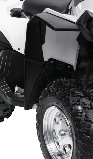 ENS.EXT.GARDE-B*MUD GUARD KIT