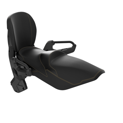 2UP SEAT WITH BACKREST