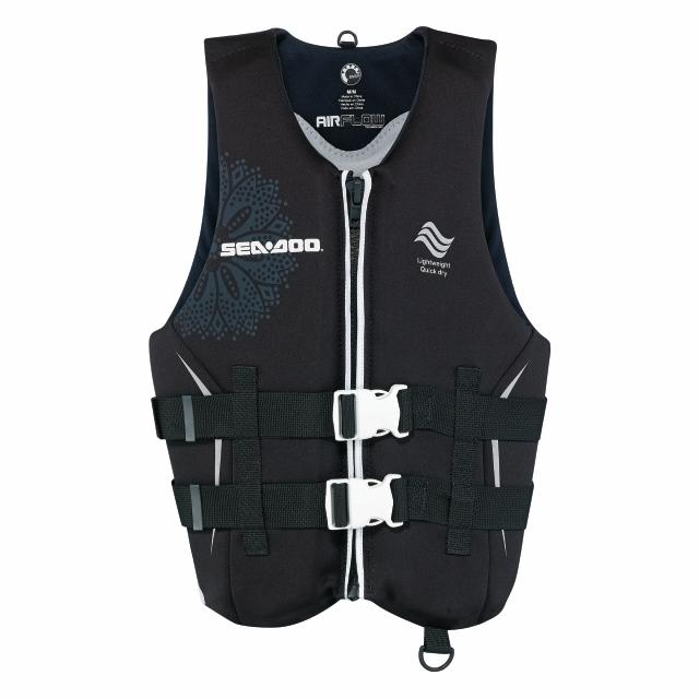 LADIES  AIRFLOW PFD (EU) F/L P/S