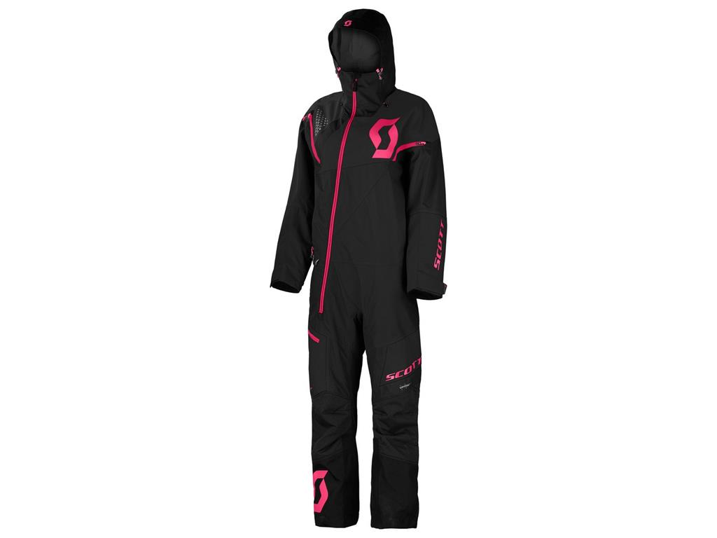 Scott Monosuit DS, Dame - Sort S