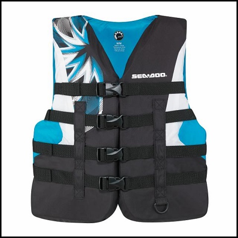 LADIES  MOTION PFD (EU) F/L TP/XS