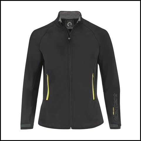 ELEMENT RIDING JACKET F/L TP/XS