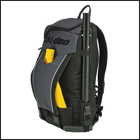 SKI-DOO ELEVATION BACKPACK U/U TU/OS