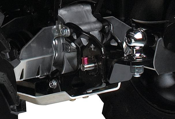 ENS. ATTACH REM*REAR HITCH KIT