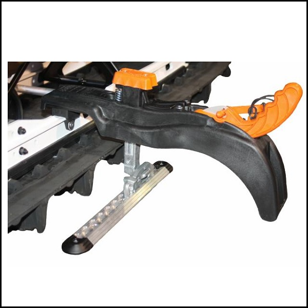 SUPERCLAMP REAR CLAMP WITH RAIL