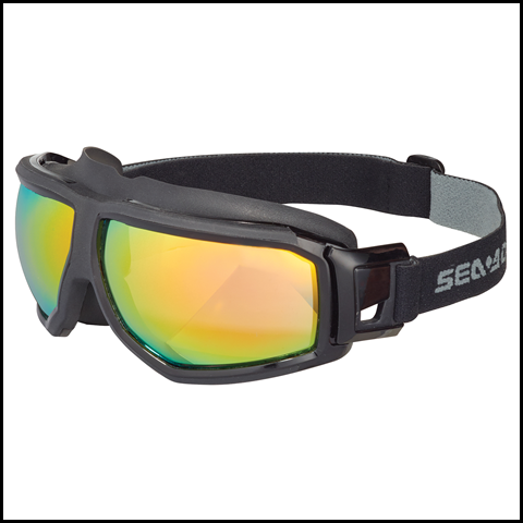 SEA-DOO RIDING GOGGLES UV UNISEX O/S