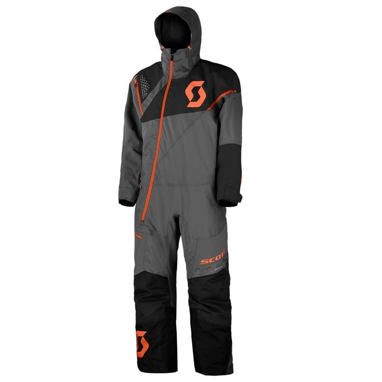 Scott Monosuit DS - Grå/Sort S