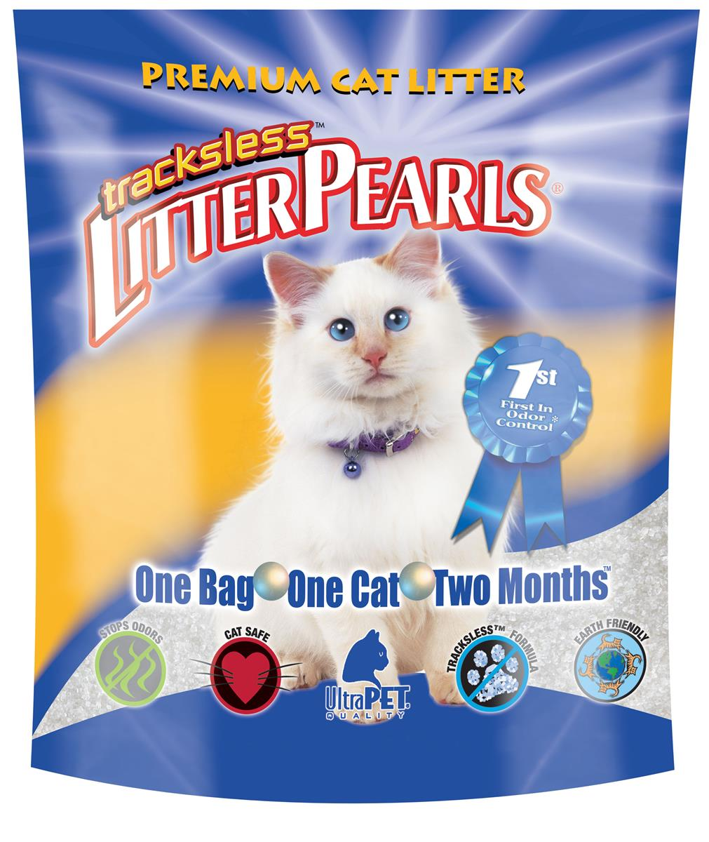 Litter Pearls Tracks-Less, 4 lbs