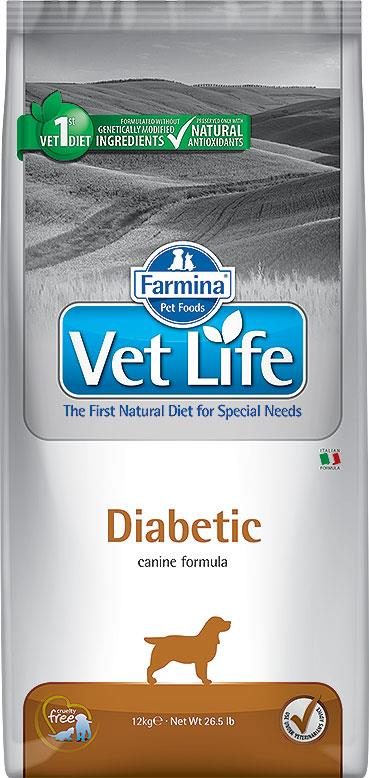FARMINA VET LIFE ND DOG DIABETIC 12 KG
