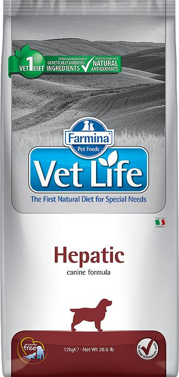 FARMINA VET LIFE ND DOG HEPATIC 12 KG