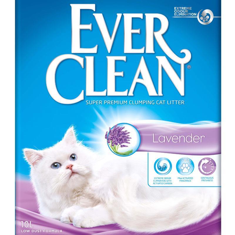 Ever Clean Lavender, 10 ltr