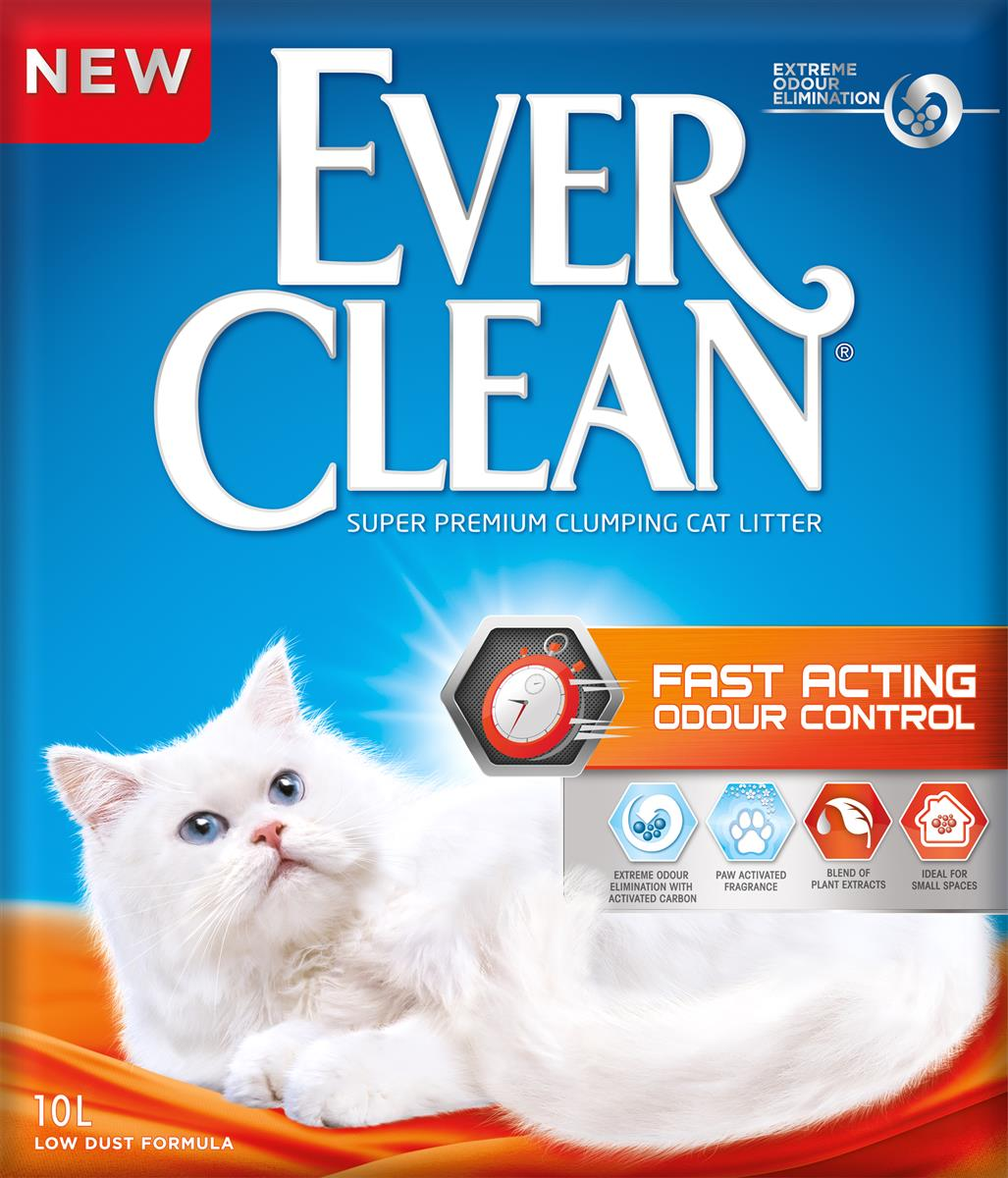 Ever Clean Fast Acting 10 ltr
