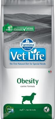 FARMINA VET LIFE ND DOG OBESITY 2 KG
