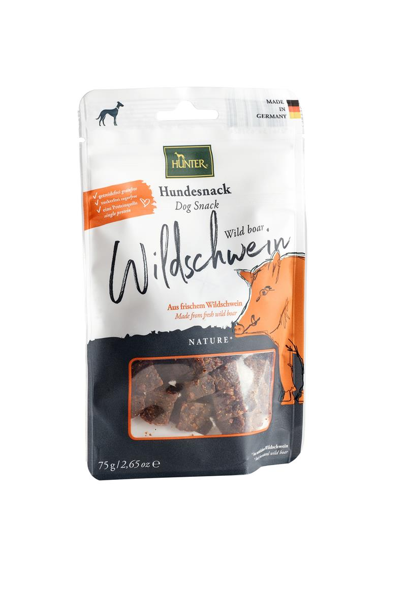 Dog Treat Pure Nature Boar 75 g