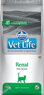 FARMINA VET LIFE ND CAT RENAL 2 KG