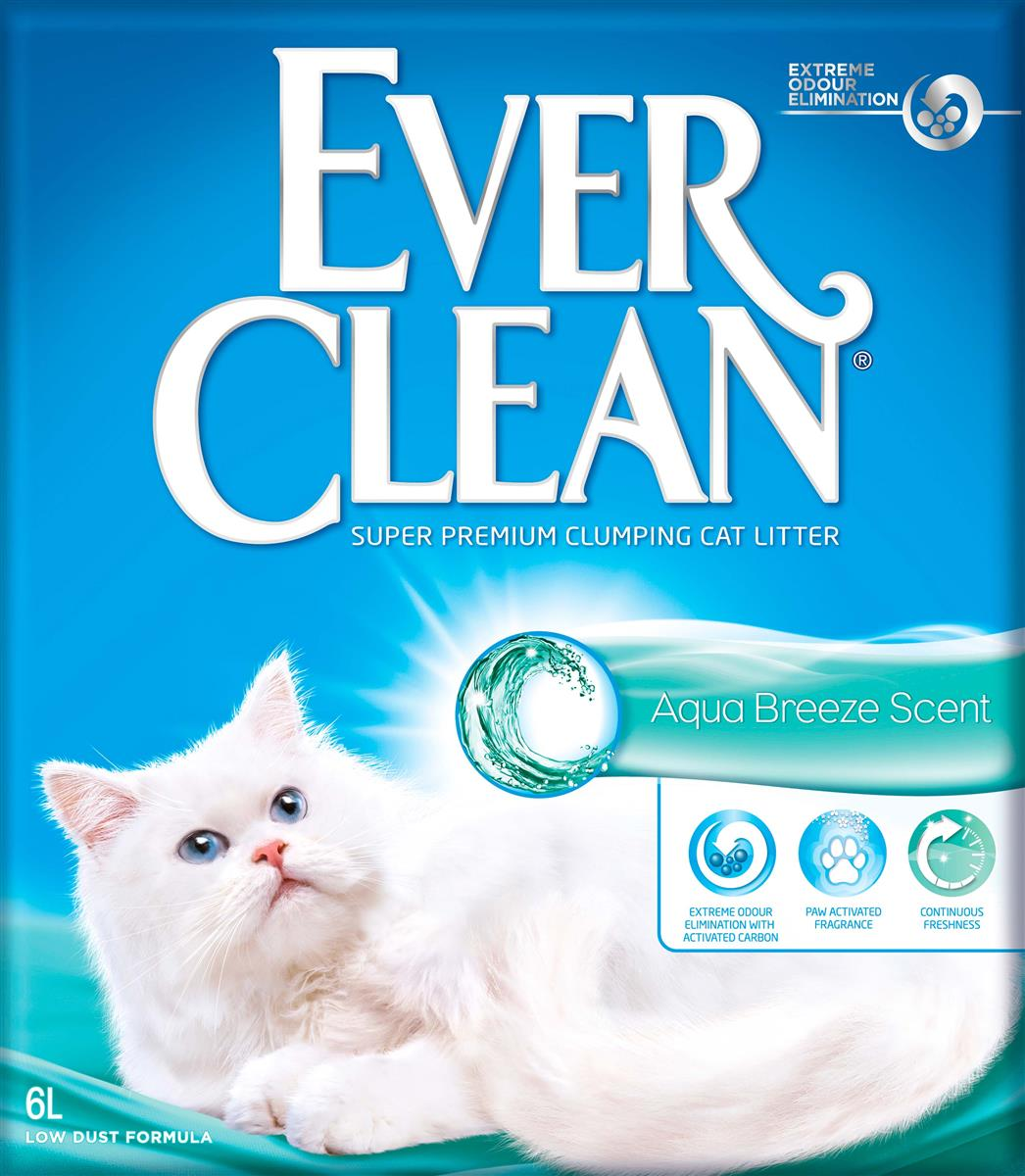 Ever Clean Aqua Breeze, 6 ltr