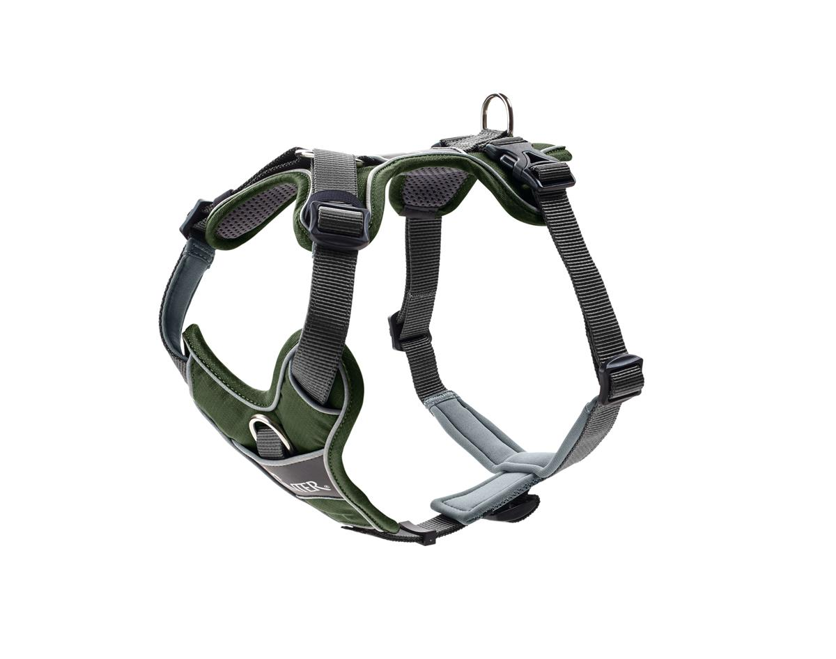 Harness Divo M green/grey