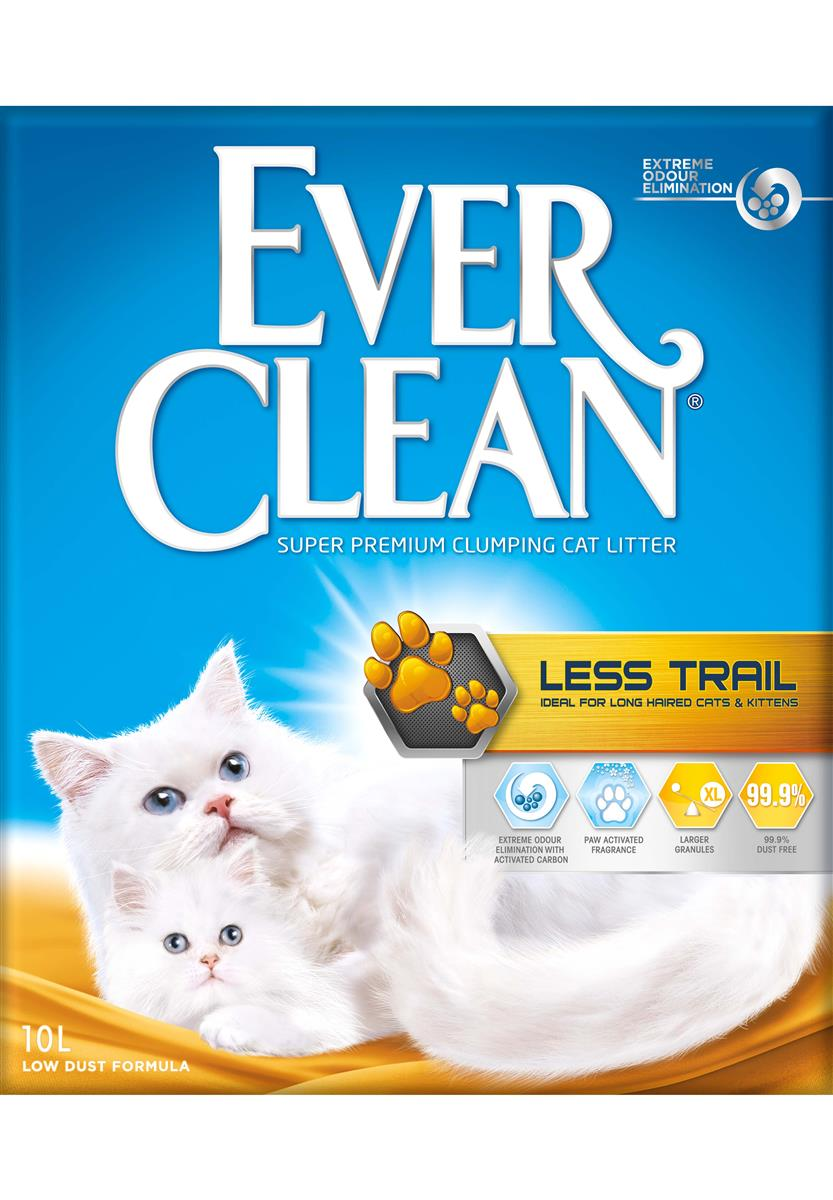 Ever Clean Less Trail, 10 ltr