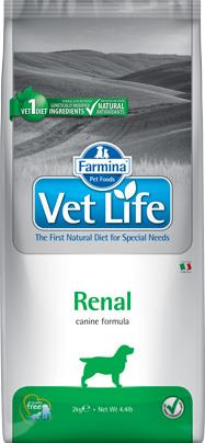 FARMINA VET LIFE ND DOG RENAL 2 KG