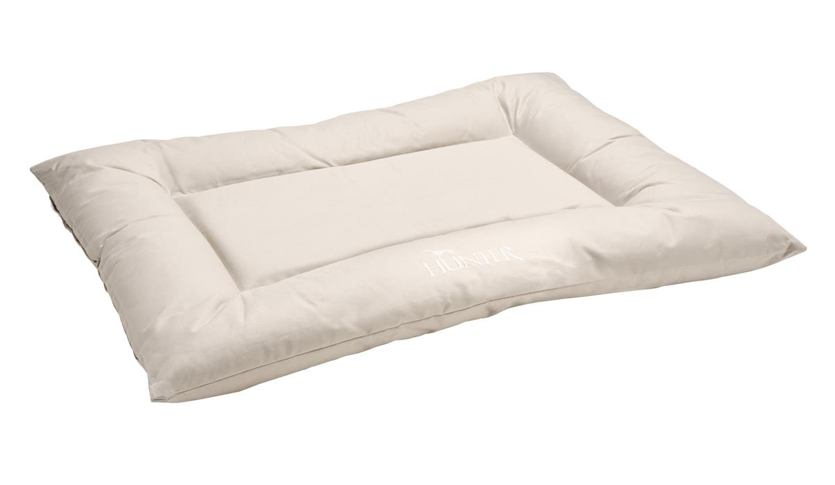 Dog Bed Gent antibac 100x70 cm creme, water/soil repellent