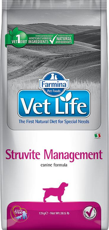 FARMINA VET LIFE ND DOG MANAGEMENT STRUVITE 12 KG