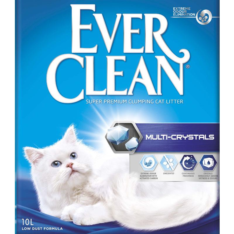Ever Clean Multi-Crystals, 10 ltr