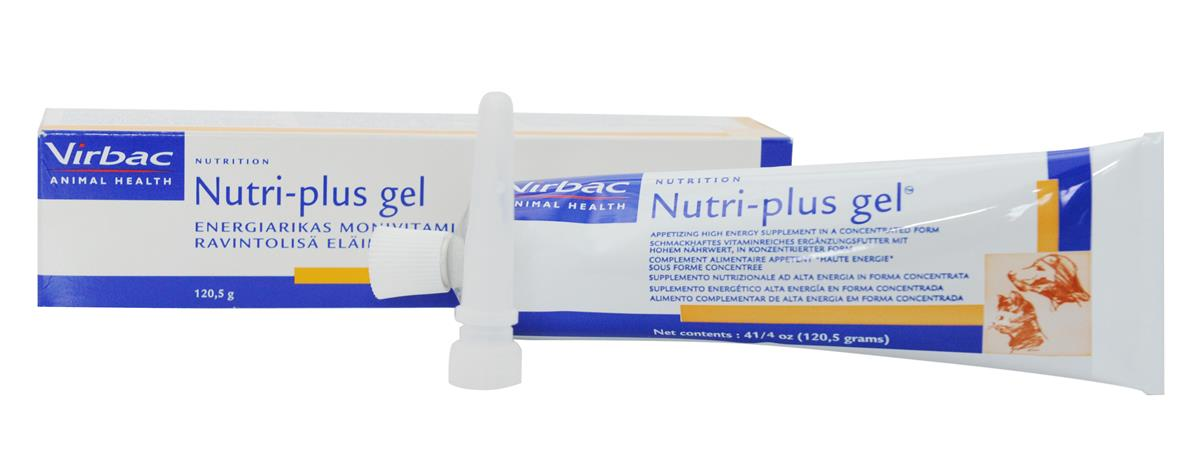 Virbac Nutri-Plus Gel 120,5 g