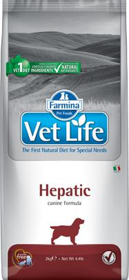FARMINA VET LIFE ND DOG HEPATIC 2 KG