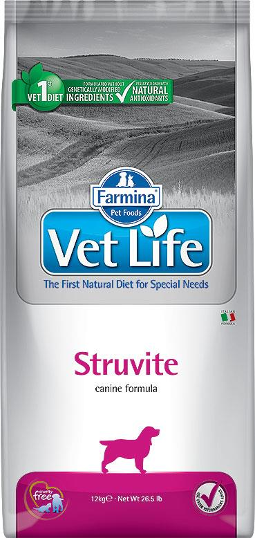 FARMINA VET LIFE ND DOG STRUVITE 12 KG