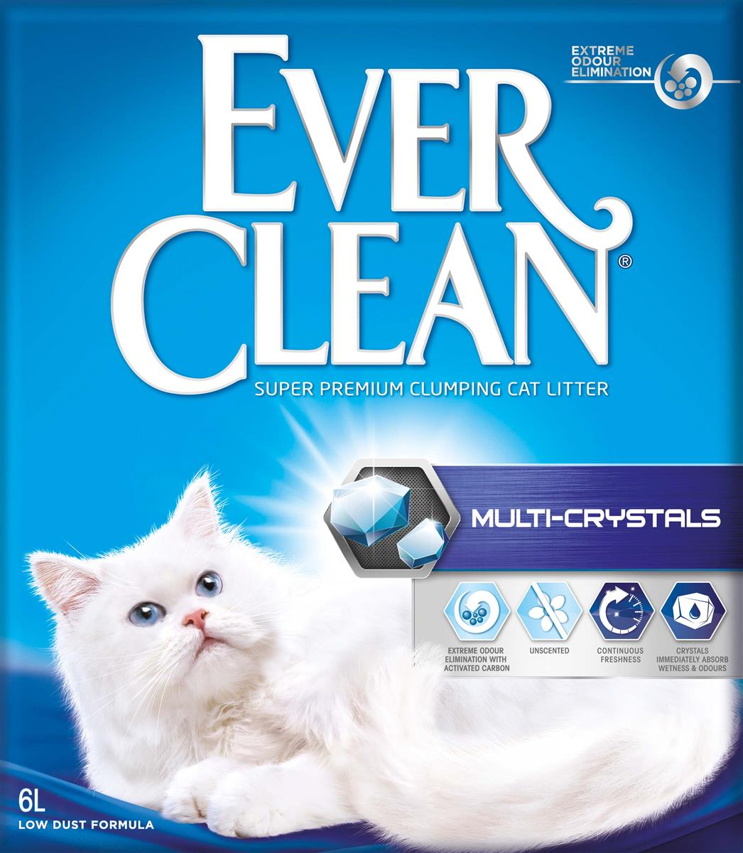 Ever Clean Multi-Crystals, 6 ltr