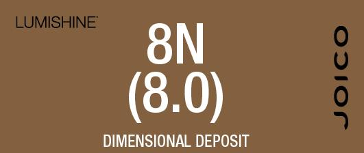 8N (8.0) DEMI DIMENSIONAL LUMISHINE 74 ML