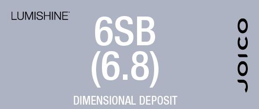 6SB (6.8) DEMI DIMENSIONAL LUMISHINE 74 ML