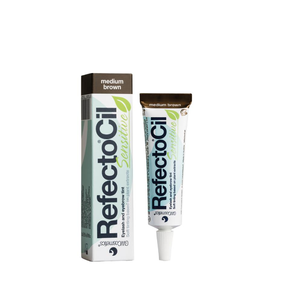 REFECTOCIL SENSITIVE MELLOM BRUN