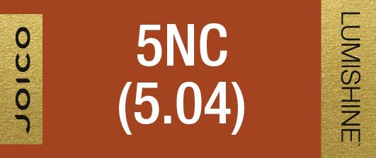 5NC (5.04) PERMANENT CREME LUMISHINE 74 ML