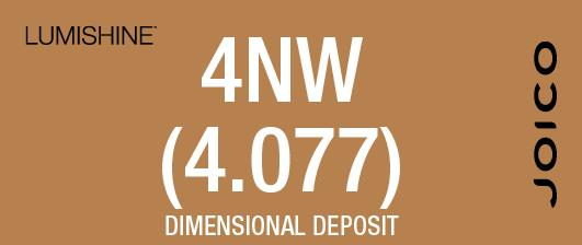 4NW (4.077) DEMI DIMENSIONAL LUMISHINE 74 ML