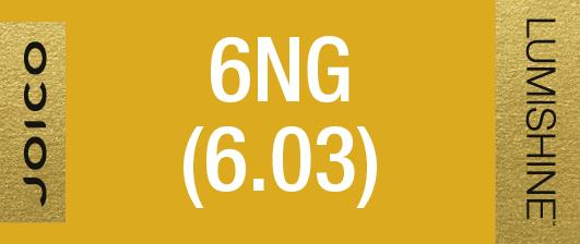 6NG (6.03) PERMANENT CREME LUMISHINE 74 ML
