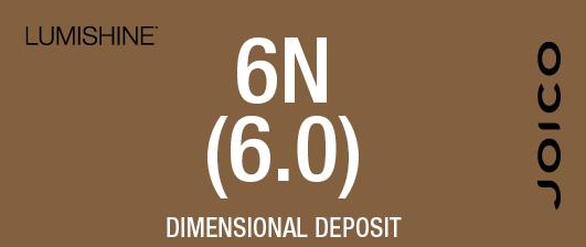 6N (6.0) DEMI DIMENSIONAL LUMISHINE 74 ML