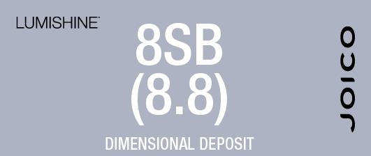 8SB (8.8) DEMI DIMENSIONAL LUMISHINE 74 ML