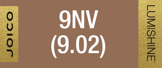 9NV (9.02) PERMANENT CREME LUMISHINE 74 ML