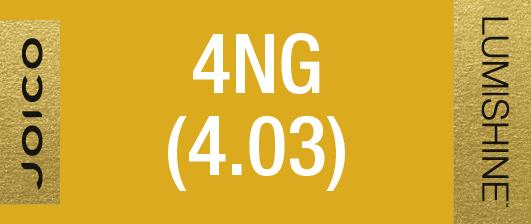 4NG (4.03) PERMANENT CREME LUMISHINE 74 ML