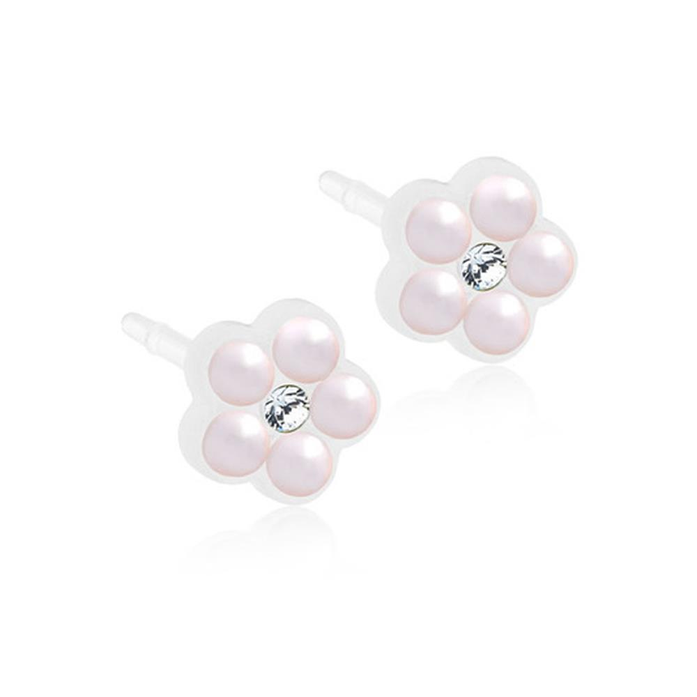 CJ MP DAISY PEARL LIGHT ROSE 6MM