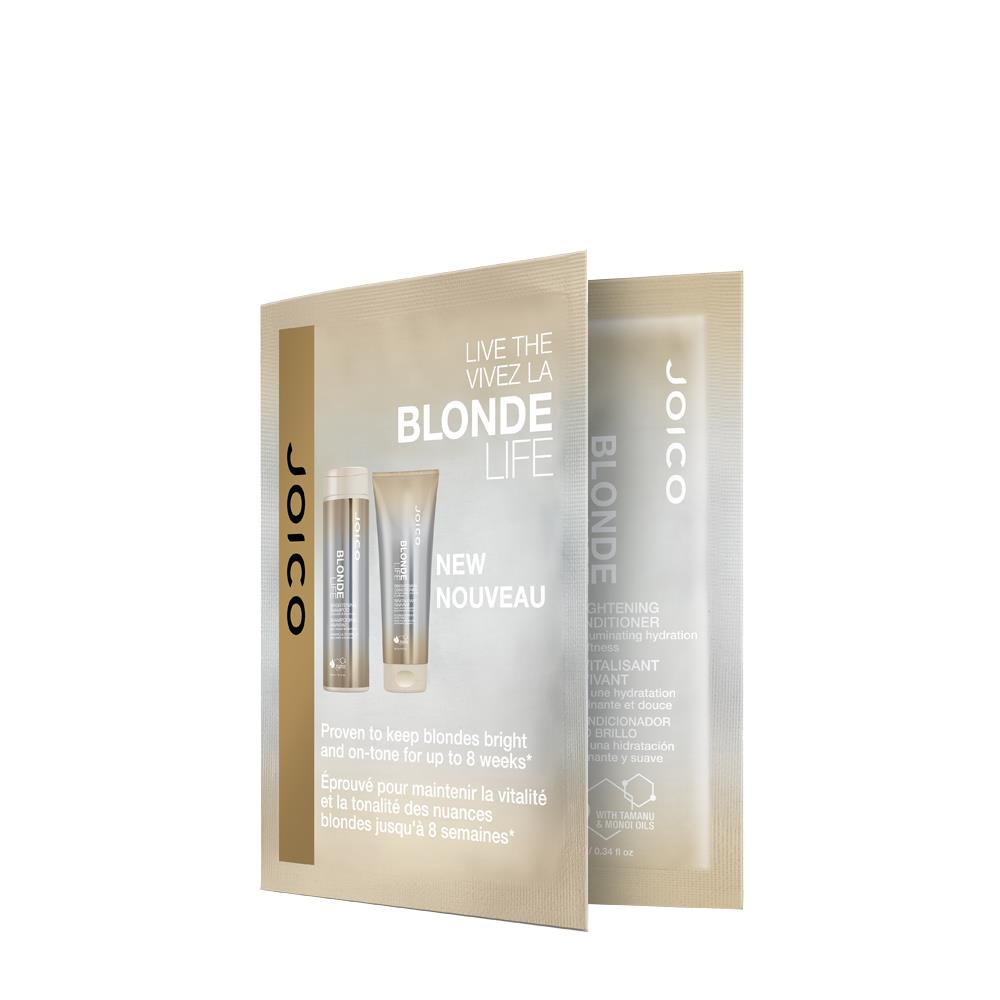 BLONDE LIFE SHAMP&COND - 2x10 ML DUO SACHETS